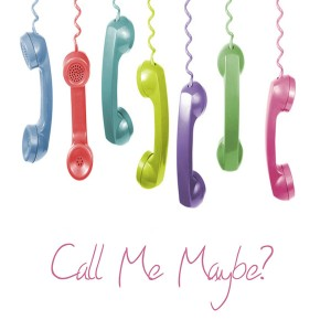 Call Me Maybe - Single 1